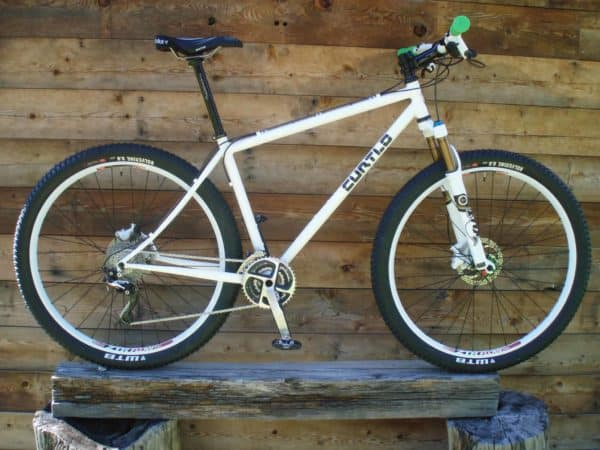 Curtlo hardtail