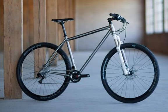 Bikes Made In America mountain bike