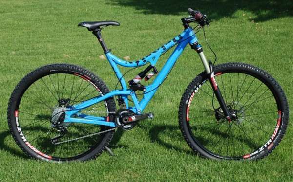 Priority Cycles Portafortuna mountain bike