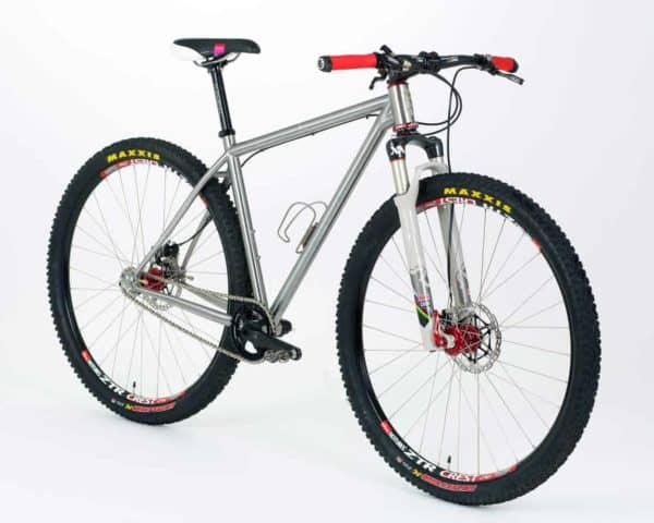 Alchemy Bicycles 29er mountain bike