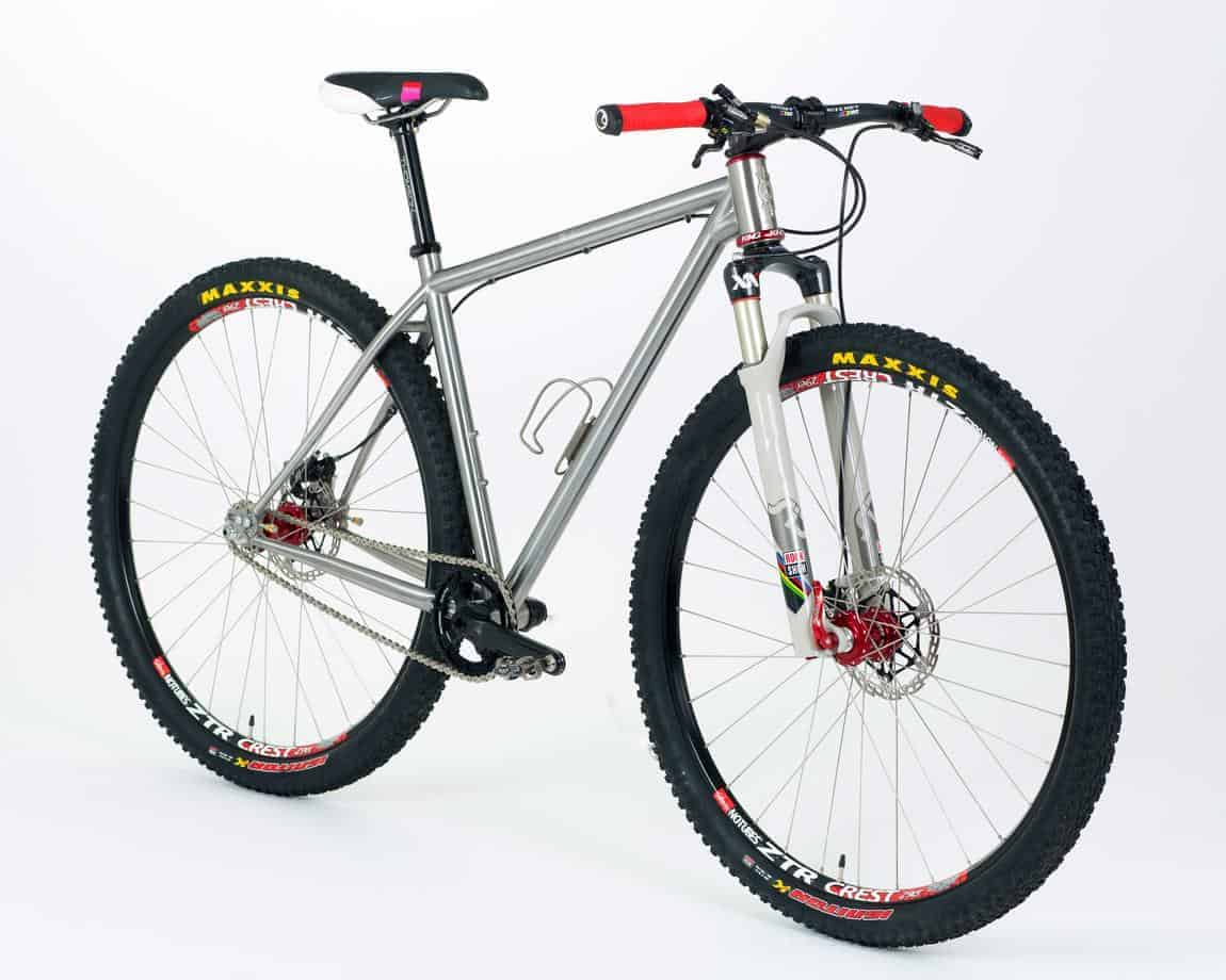 Custom Mountain Bikes Alchemy Bicycles er mountain