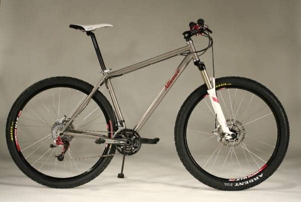 Alliance Ti mountain bike