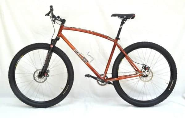 Bob Keller mountain bike