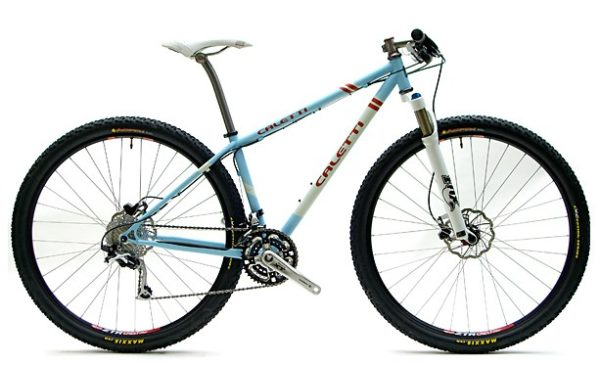Calettie 29er mountain bike