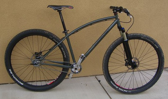 Coconino mountain bike