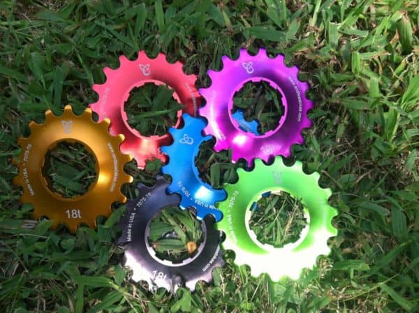 Endless Bikes cogs