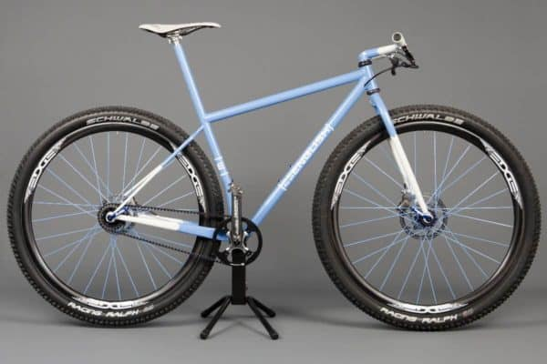 English Cycles Bluetina mountain bike