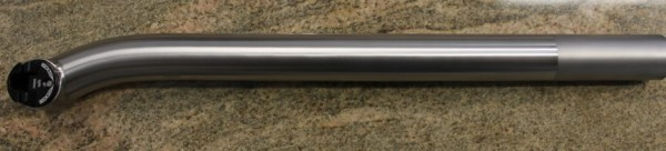 Form Cycles titanium seatpost