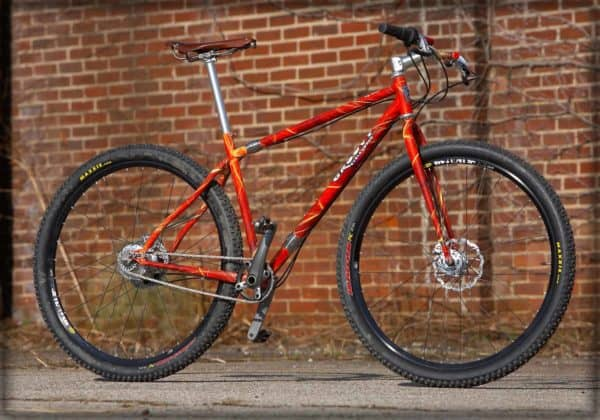 Groovy cycleworks mountain bike