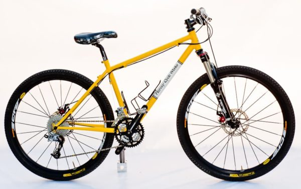 Harvey Cycle Works mountain bike
