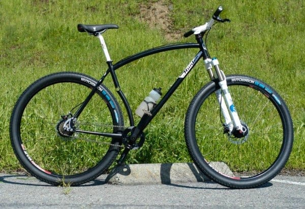 Hunter Cycles 29er mountain bike