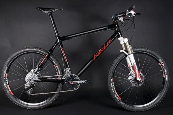KirkLee mountain bike