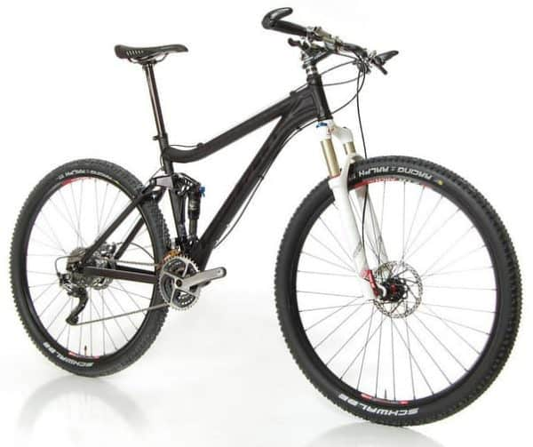 Lenz Sport Leviathan mountain bike