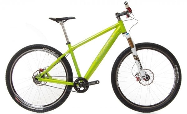 Paketa Cycles mountain bike