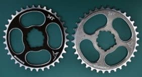 RCR Fabrications SRAM X Series chainrings
