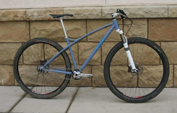 Siren Twinzer 29er mountain bike
