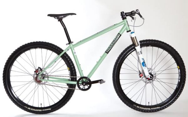 Soulcraft Holyroller Single Speed mountain bike