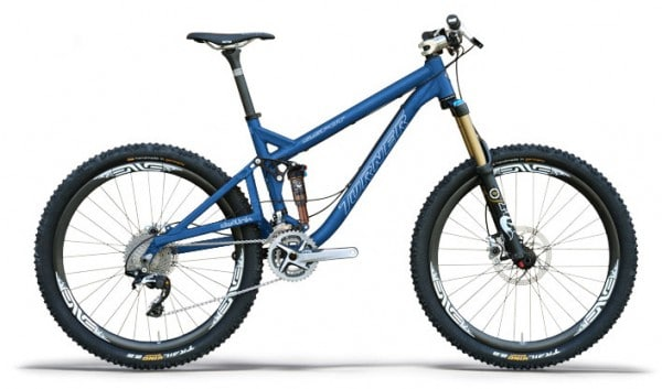 Turner 5 Spot DW-Link mountain bike