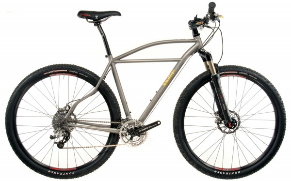 Willits Mountie mountain bike