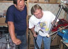 Doug Fattic Frame building class