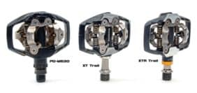 Shimano Clipless Trail Pedal Shootout
