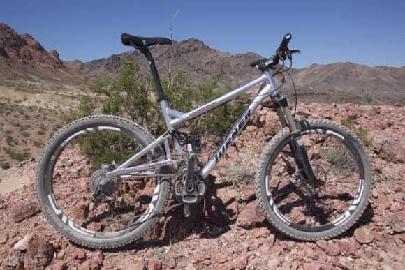 Turner Bikes Burner 650B mountain bike