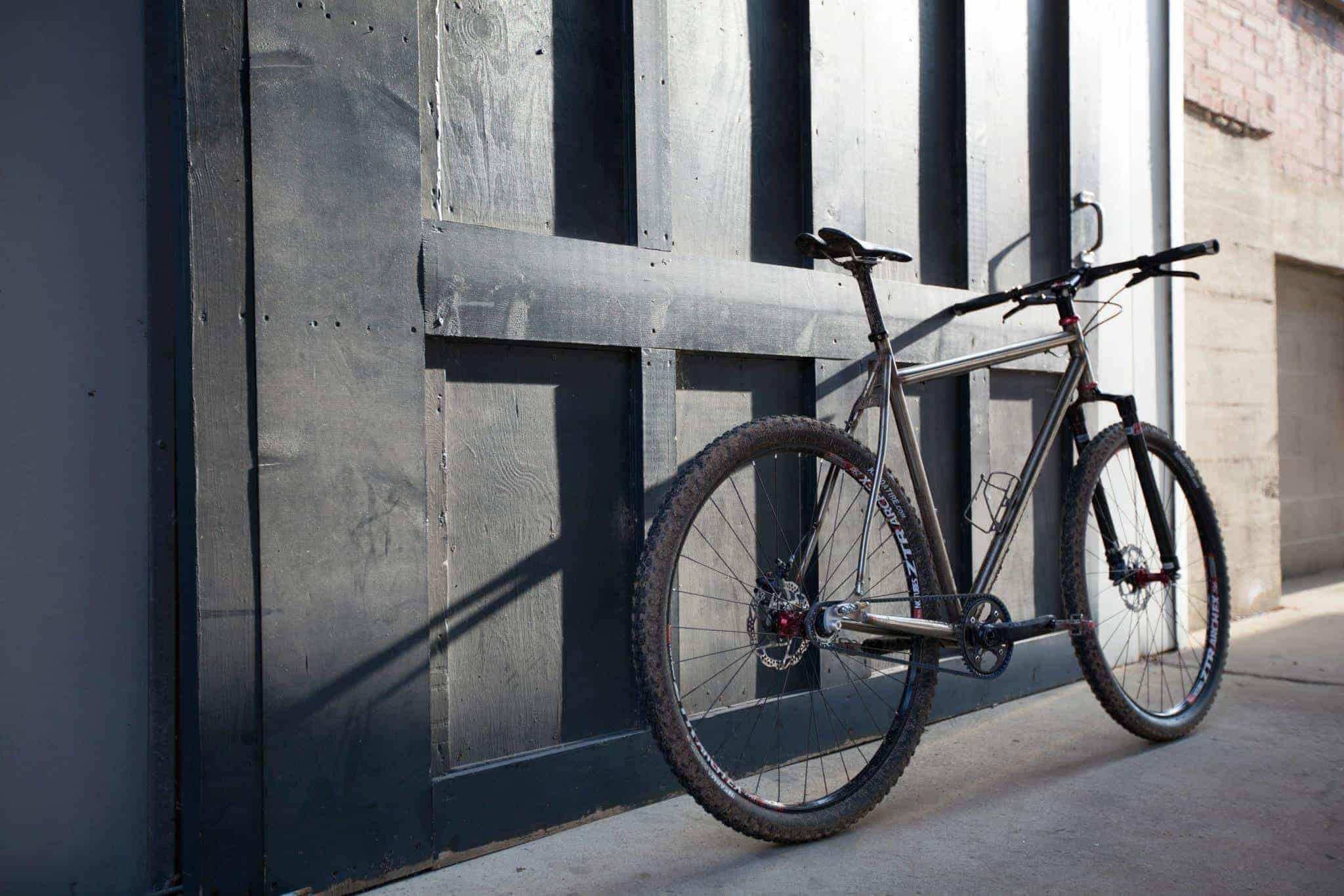Bike Lust 616 Bicycle Fabrication Gates Belt Drive 29er