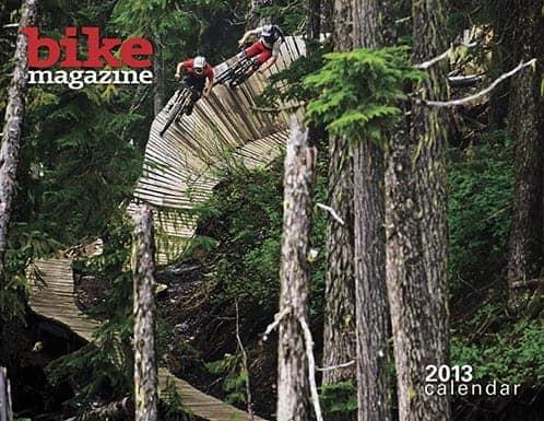 Bike Magazine 2013 Calendar