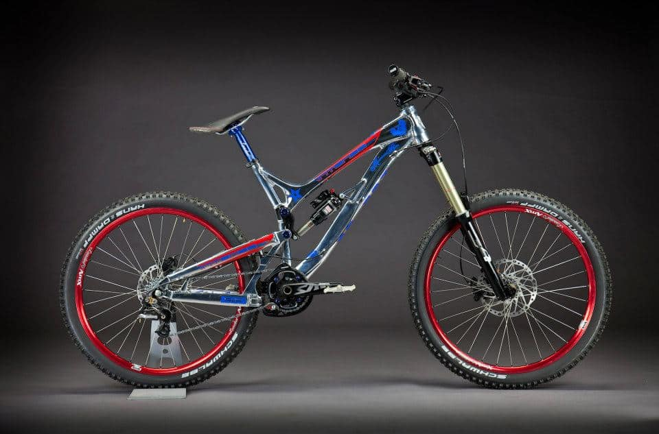 Custom Mountain Bikes Big Jake Cooper s custom