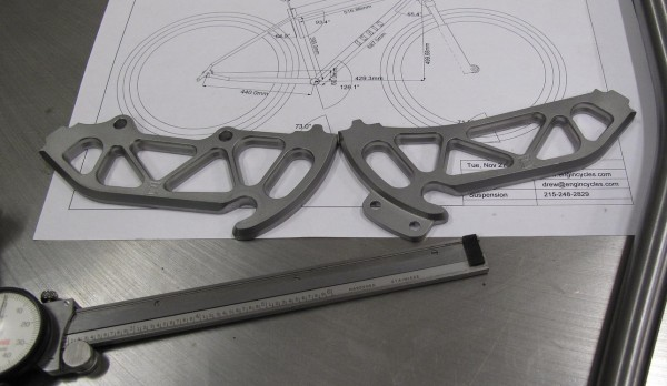 Engin Cycles new dropouts