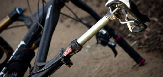 KS Lev adjustable seatpost review