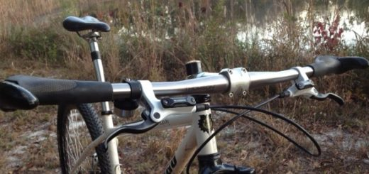 Thomson titanium mountain bike handlebar