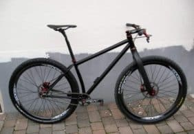 44Bike Kid Dangerous 29er mountain bike