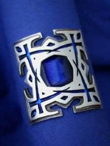 Jen Green Custom Headtube Badge