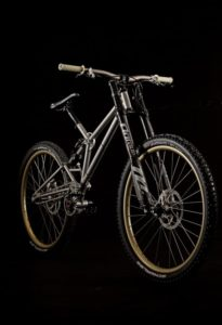 Oxide Cycles Stainless downhill bike