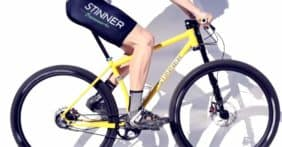 stinner frameworks mountain bike
