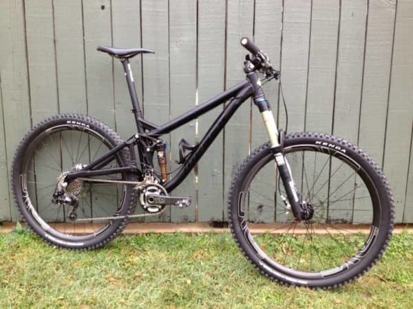 Turner Burner 650b mountain bike