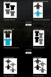 Twenty6 Products Clothing