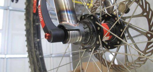 Waltworks Rigid QR15 mountain bike fork