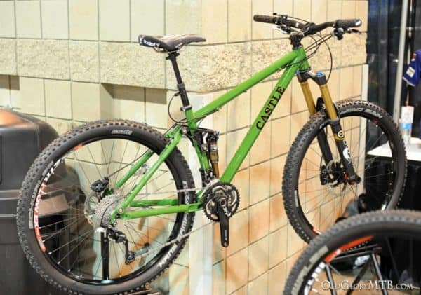 full suspension 650B