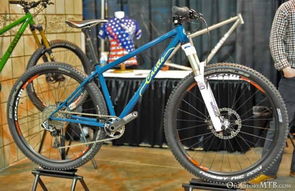 Castle Frameworks - entrant for Best Steel Construction at 2013 NAHBS