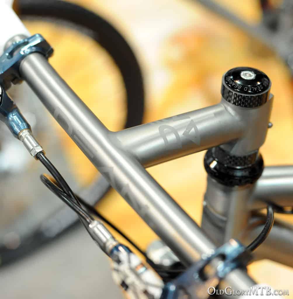 2013 Nahbs Dean Titanium Bicycles Duke Di2 Hardtail