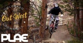 Colorado secret downhill trails