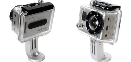 Paul Components GoPro camera mount