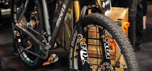 Moots 650B YBB Titanium mountain bike
