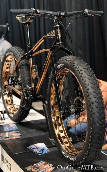 Vibe Cycles fat bike