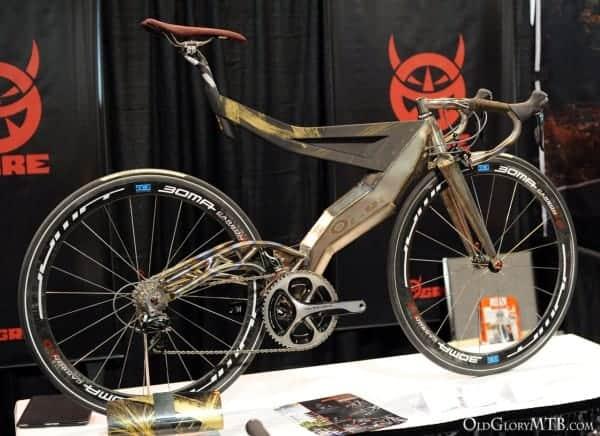 Weld One Ogre road bike