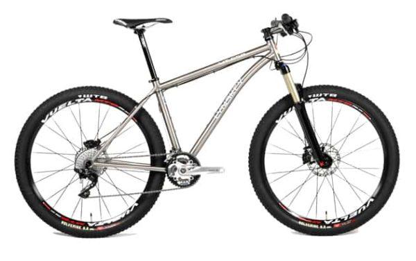 Lynskey Titanium MT650 mountain bike