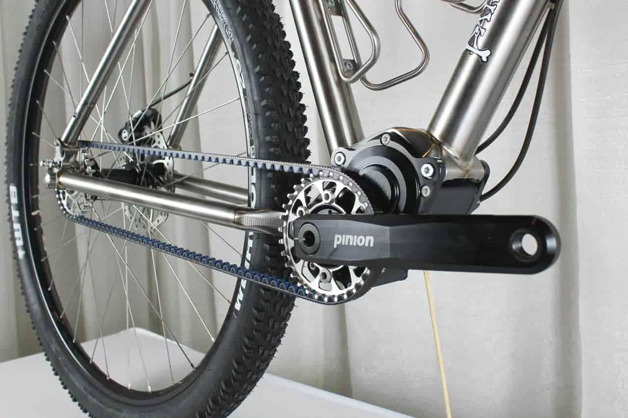 The Pinion Ptransmission - Bike Advisor