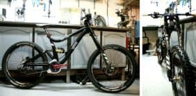 Guerrilla Gravity GG/DH downhill mountain bike